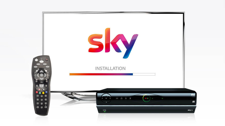 Sky Fernsehen